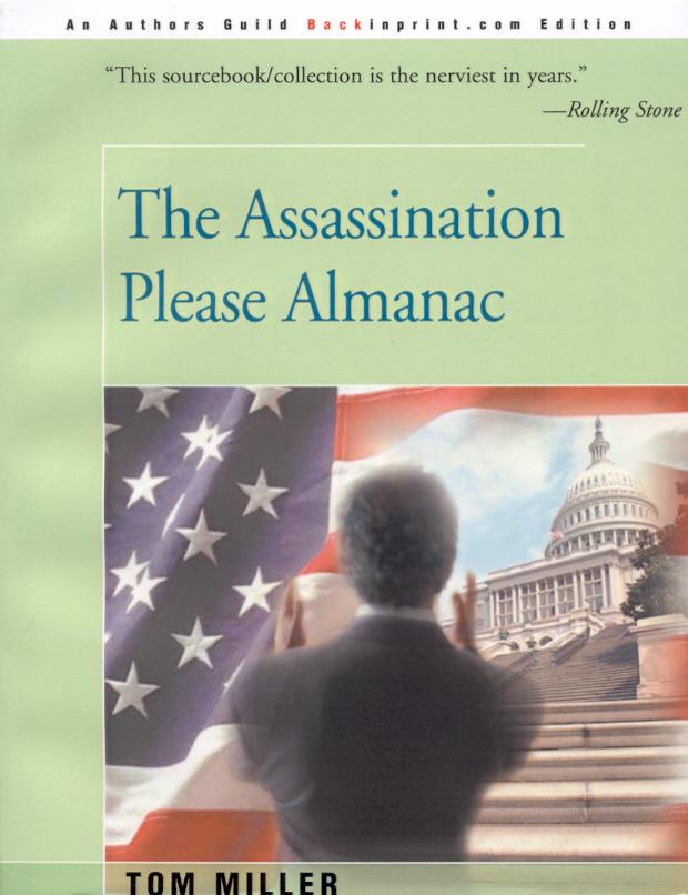 annotated bibliography jfk assassination