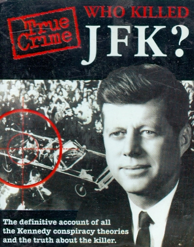 the killing of john f kennedy as a conspiracy